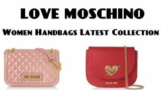 LOVE MOSCHINO Women Handbags Latest Collection 2019