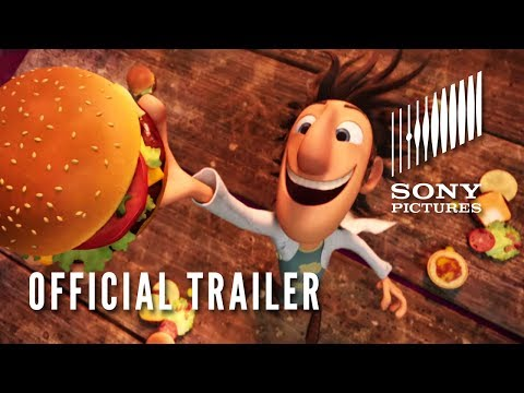 Random Movie Pick - Cloudy With a Chance of Meatballs - Official Trailer #1 YouTube Trailer