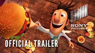 Cloudy With a Chance of Meatballs - Official Trailer #1 thumbnail
