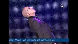 سكيتش جديد للكوميدي يسار - حنا المغاربة  2015 Skitch Yasar