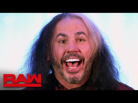 """Woken"" Matt Hardy invites Bray Wyatt to his compound for ""The Ultimate Deletion"": Raw, Mar. 5, 2018"