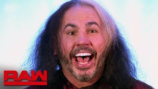 """""""Woken"""" Matt Hardy invites Bray Wyatt to his compound for """"The Ultimate Deletion"""": Raw, Mar. 5, 2018"""