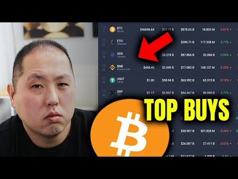 TOP CRYPTO BUYS RIGHT NOW!!!