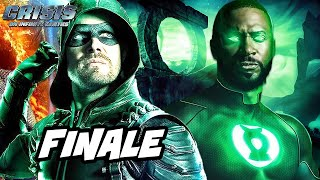 Crisis On Infinite Earths Finale - Arrow Season 8 Episode 10 TOP 10 WTF and Easter Eggs