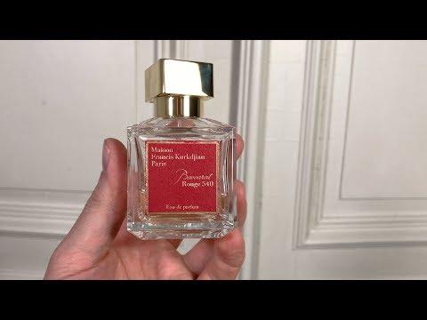 Baccarat Rouge 540 Eau De Parfum Review Worth The Hype Niche