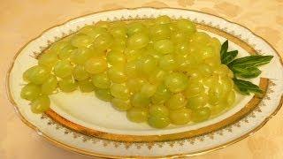 """Салат """"Виноградная гроздь"""" Готовим к Новому году"""
