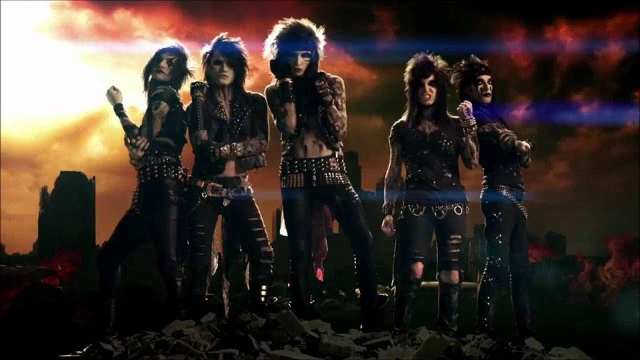 Black Veil Brides Fallen Angels Only Drums Youtube