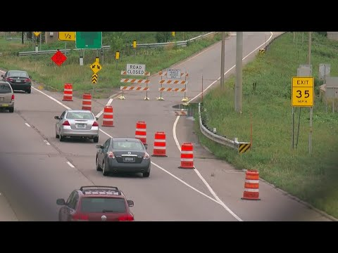 MnDOT Announces 4-Year Construction Project For Interstate 35W