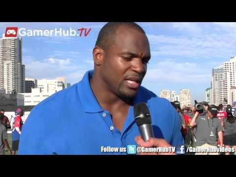 San Diego Chargers Dwight Freeney Talks Madden NFL 25 - Gamerhub.tv