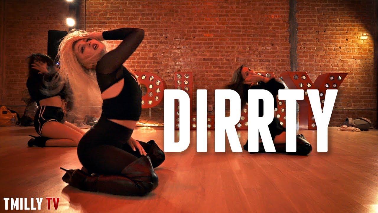 Christina Aguilera - DIRRTY - Choreography by Marissa Heart - #TMillyTV