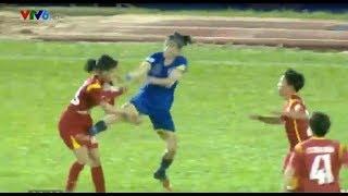 Thể thao tổng hợp ngày 13/10: Cầu thủ nữ Việt Nam đánh nhau ở Giải VĐQG trên sân Thống Nhất | VTV24