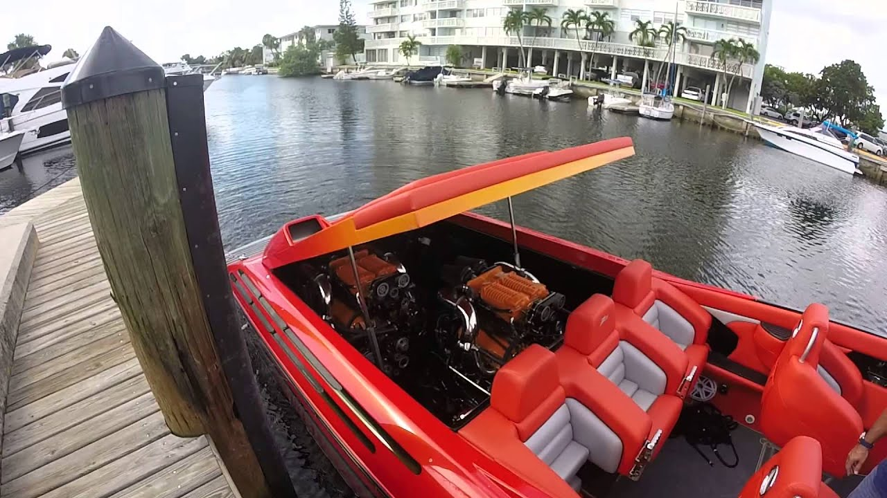 donzi 43 zr mercury racing engines for sale youtube. Black Bedroom Furniture Sets. Home Design Ideas