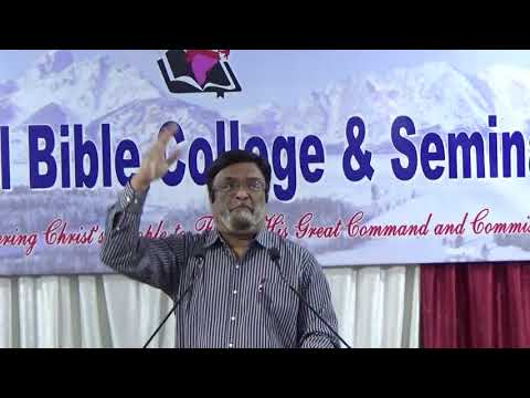 Make Sure Of Your Calling And Election?! Dr George Kovoor (English Message )power Word Of God
