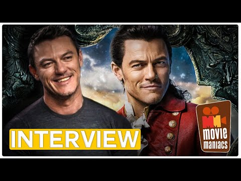 Thumbnail: Beauty and the Beast | First date with Gaston - Luke Evans (Exclusive Interview)