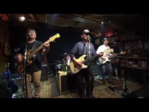 Sugar Dave(B)(山下達郎cover)@Beggars Banquet(大阪・心斎橋)