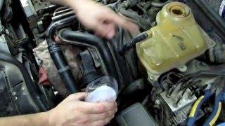 видео Ремонт Ауди 80 : Впускной коллектор с изменяемой длиной тракта Audi 80