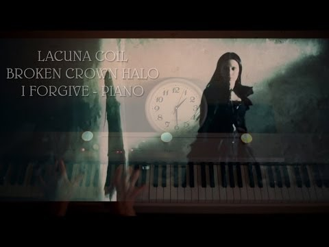 LACUNA COIL - I Forgive (But I Won't Forget Your Name) - Piano Cover Instrumental