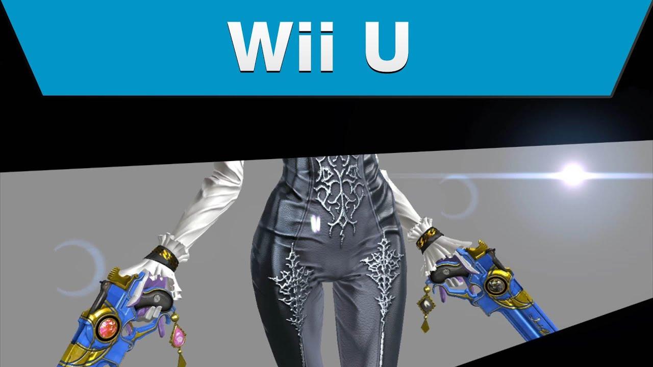 Bayonetta 2 Teaser Trailer Wii u Bayonetta 2 Trailer