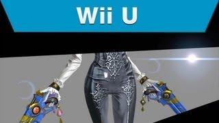 Wii U - Bayonetta 2 Trailer