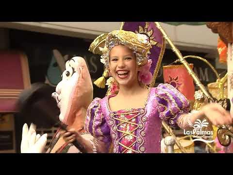 Desfile Infantil del Carnaval de Las Palmas de Gran Canaria 2020