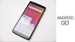 BLACKVIEW A20 - 50€ China Phone mit Android GO - Kurztest - Moschuss.de