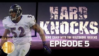Rookie Talent Show, Cutdown Day & Ray Lewis Mic'd Up! | '01 Ravens Hard Knocks Ep. 5 | NFL Vault