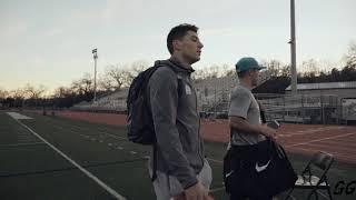 Notre Dame Football Quarterback Ian Book