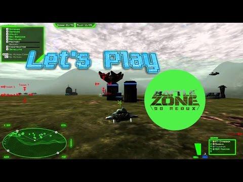 Battlezone 98 Redux - Its Harder than I remember |