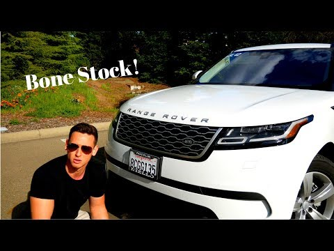 2018 Range Rover Velar For Under 50k?!