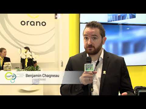 Benjamin Chagneau - Orano @WNE2018