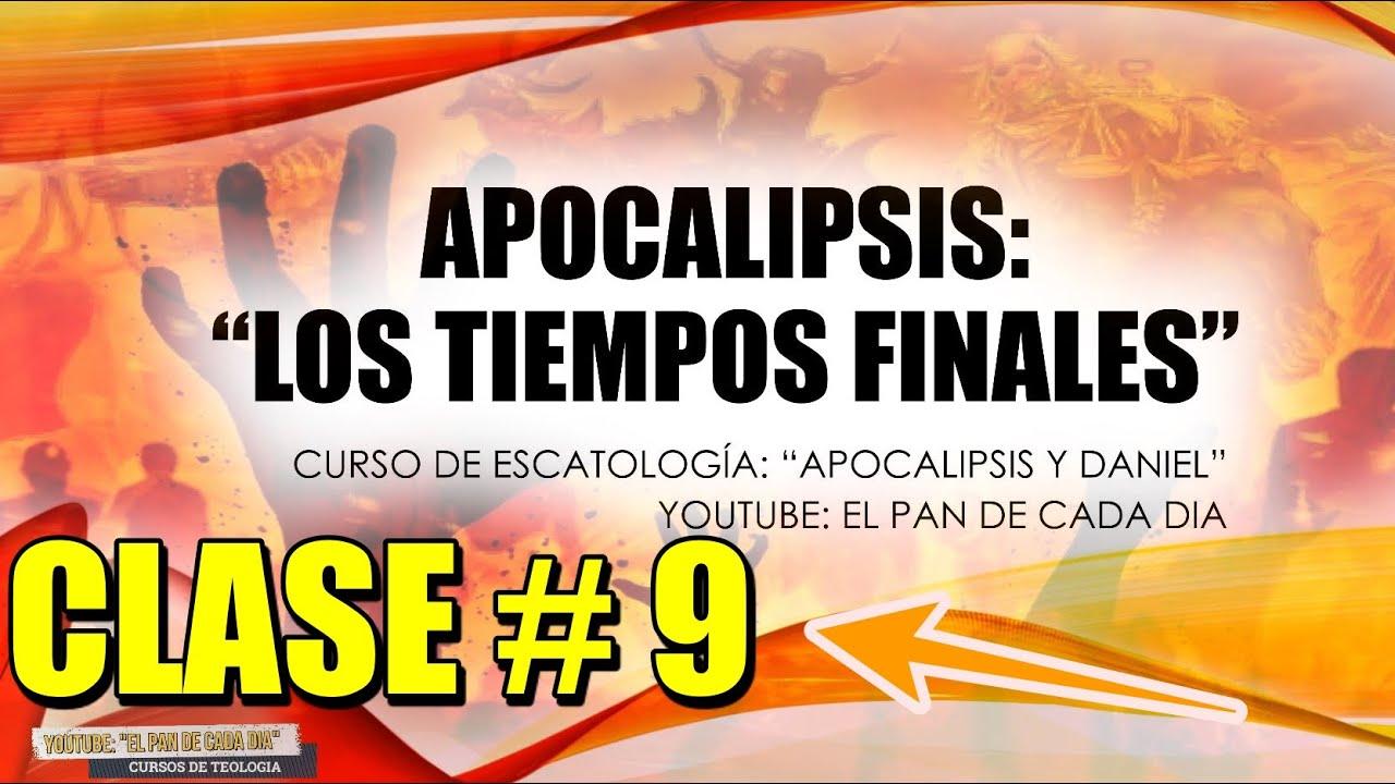 Escatología: Apocalipsis | Clase 9 | Las 7 iglesias en Asia, su vida antes de recibir el Apocalipsis