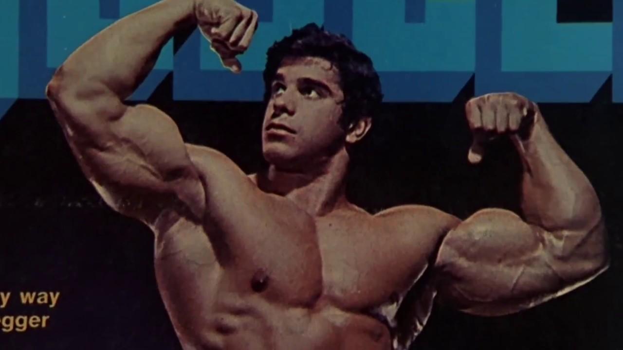 Рацион Лу Ферриньо. Lou Ferrigno nutrition.