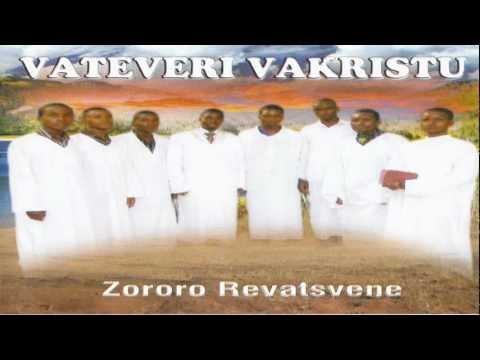 VATEVERI VAKRISTU-ZORORO REVATSVENE(2011)