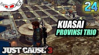 Kuasai Provinsi Trio | Just Cause 3 Indonesia #24