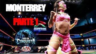 LuchaLibre #LuchaLibreAAA #Deportes Lucha Libre AAA Worldwide: Gira...