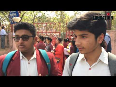 Class 12 Physics board exam students' reaction | CBSE Board Exams 2017
