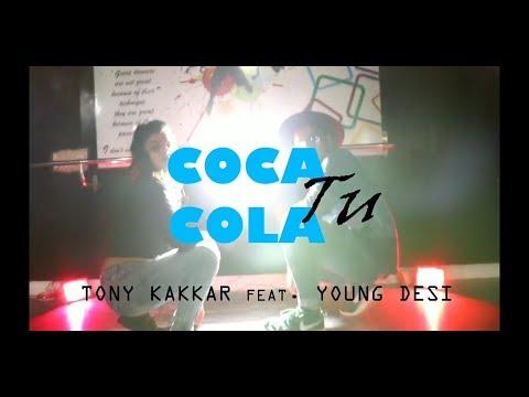 Coca Cola tu - Tony Kakkr fy. young Desai | Krazy steps dance zone