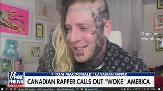 Tom Macdonald on Fox News