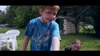 """Zombie V Vampire"" -  Kids day project"