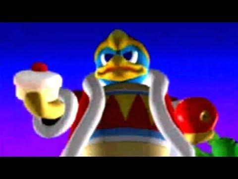 Kirby Super Star Ultra - Gourmet Race