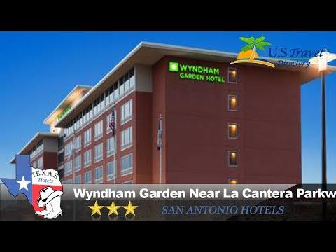Wyndham Garden Near La Cantera Parkway - San Antonio Hotels, Texas