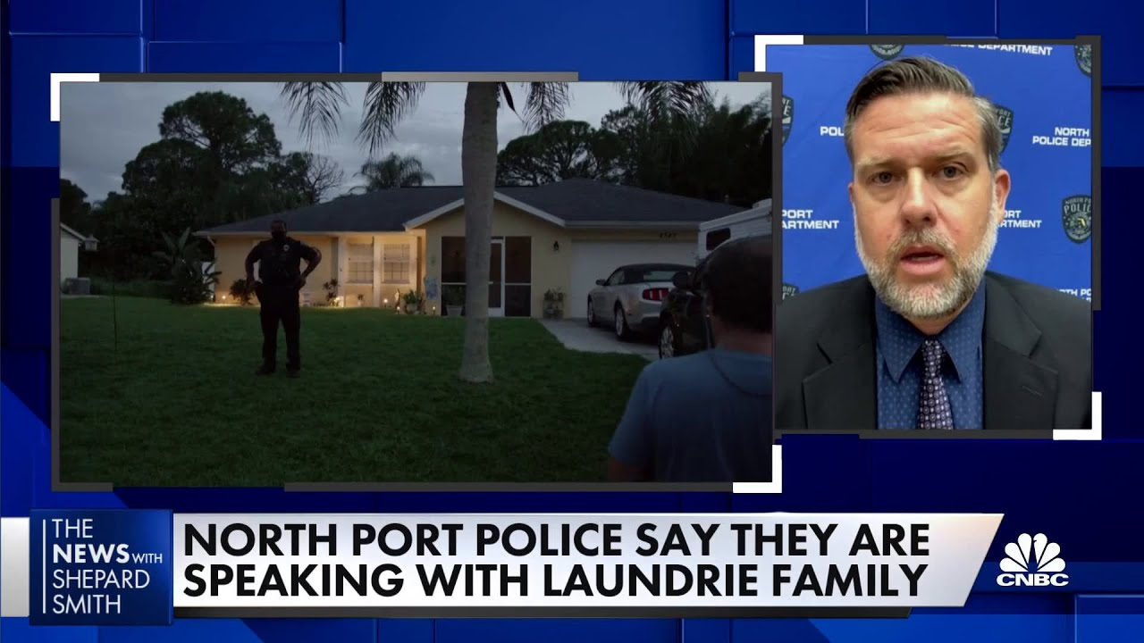 Download We are currently speaking with the Laundrie family, not Brian: Police spokesman