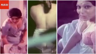 Indian Actress Hot | Boob show | Navel | Cleavage show | naked | Old movie sexy