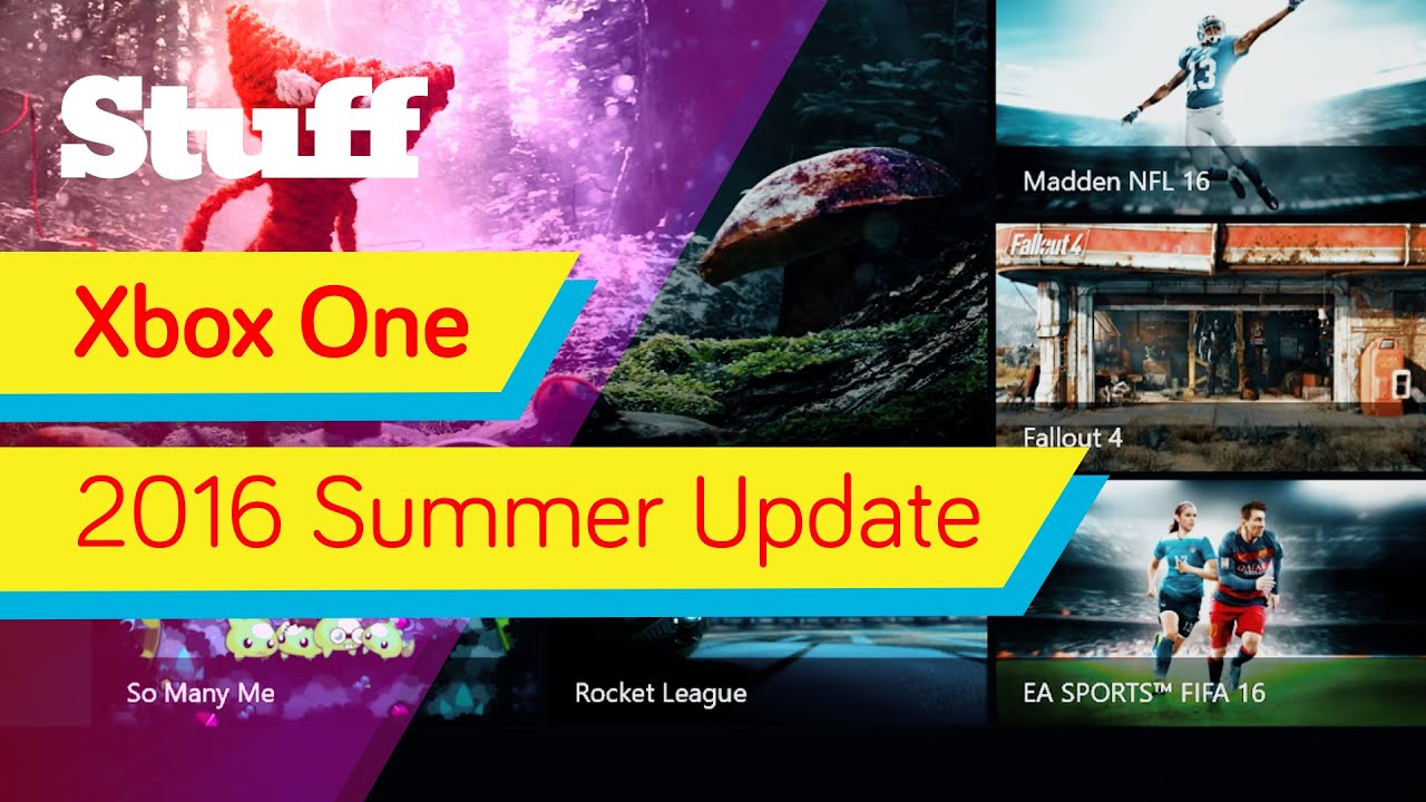 8 game-changing new features in the Xbox One 2016 Summer