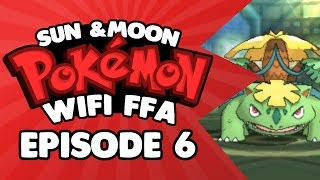 shiny mega venusaur pokemon sun moon ffa wifi battles 6