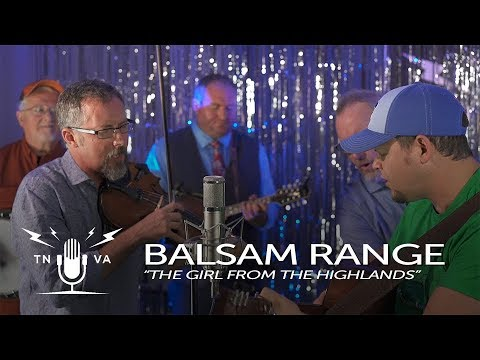 """Balsam Range - """"The Girl From The Highlands"""" - Radio Bristol Sessions"""