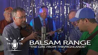 "Balsam Range - ""The Girl From The Highlands"" - Radio Bristol Sessions"