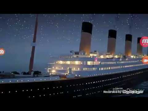Титаник тонет в реальное время ускоренный режим