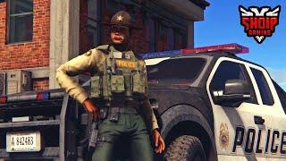 Policia në sherbimin tuaj !! -  SHQIPGaming