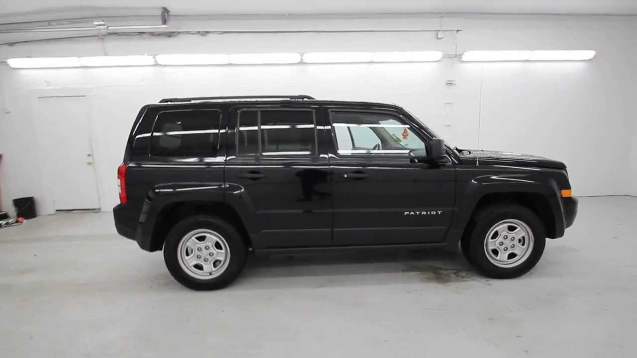 2014 jeep patriot sport | black | ed537790 | seattle | renton